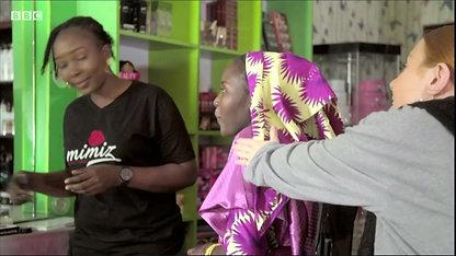 NIGERIA'S FEMALE SUICIDE BOMBERS: STACEY DOOLEY INVESTIGATES