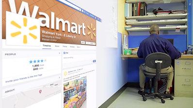 """My Facebook Tool"" (Client: Walmart)"