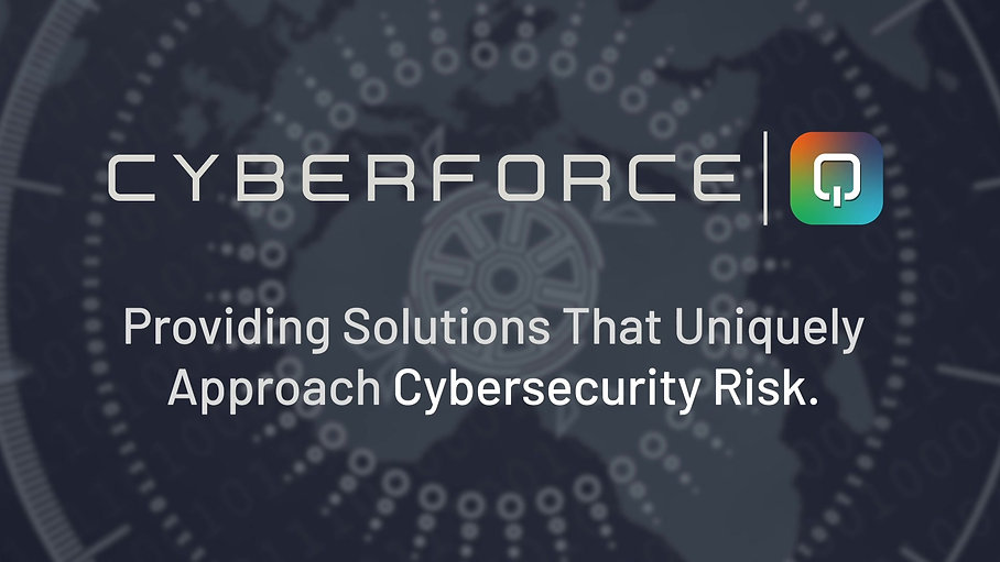Products Overview Cyberforce Q
