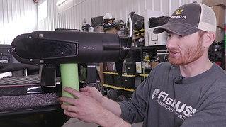 Bigwater Fishing - Installing a Trolling Motor