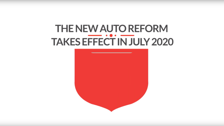 Auto Insurance Reform Explained