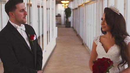 THE WEDDING OF PETE & EDA