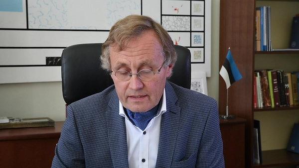 Ansprache des estnischen Kulturministers Tõnis Lukas