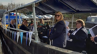 Worsbrough Brass on Look North