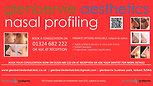 Glenbervie Clinic Nasal Profiling - October 2019