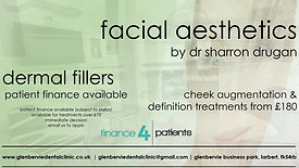 Facial Aesthetics Treatments Now Available, Interest Free Finance Available