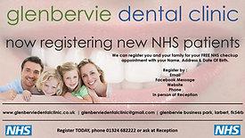Glenbervie NHS Registration