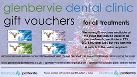 Glenbervie Dental Clinic Gift Vouchers