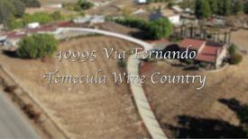 40995 Via Fernando, Temecula