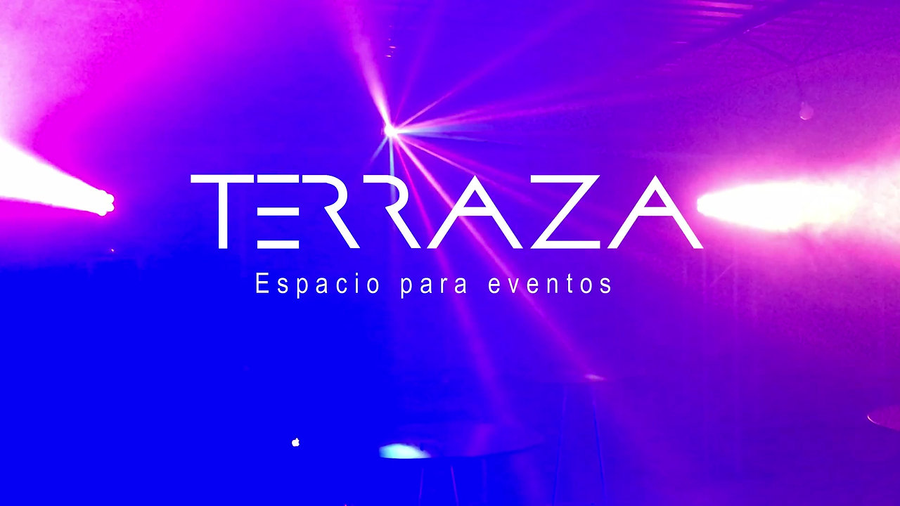 Terraza club privado