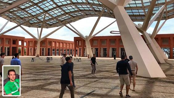 Bethel University Morocco 2018