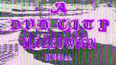 A DVD CITY HALLOWEEN SPECIAL