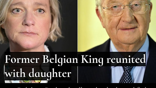 The Secret Belgian Princess