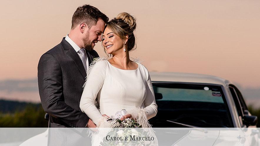 Carol e Marcelo