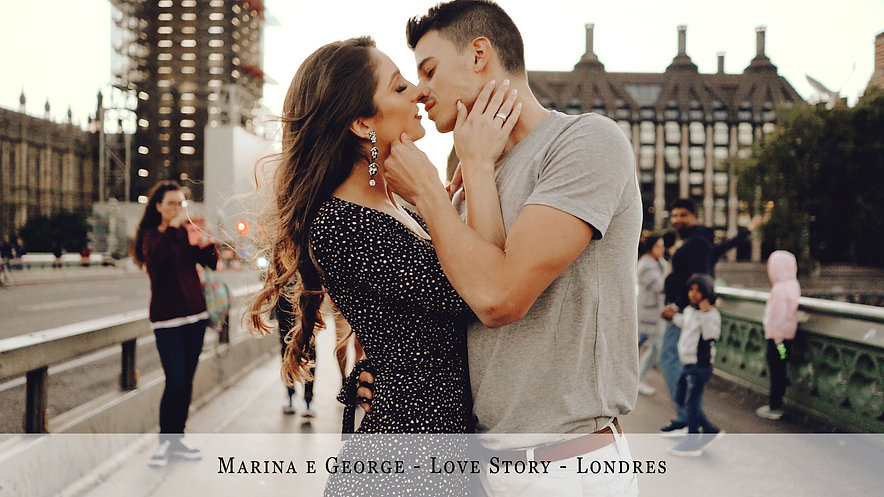 Mariane Gorge - Love Story - Londres