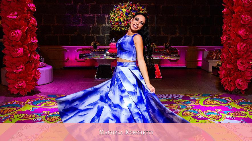 Manoela Ronchetti - 15 Anos