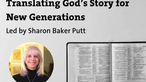 Translating God's Story