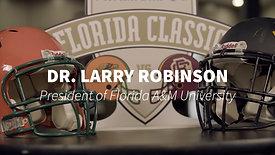 FAMU President - Dr. Larry Robinson