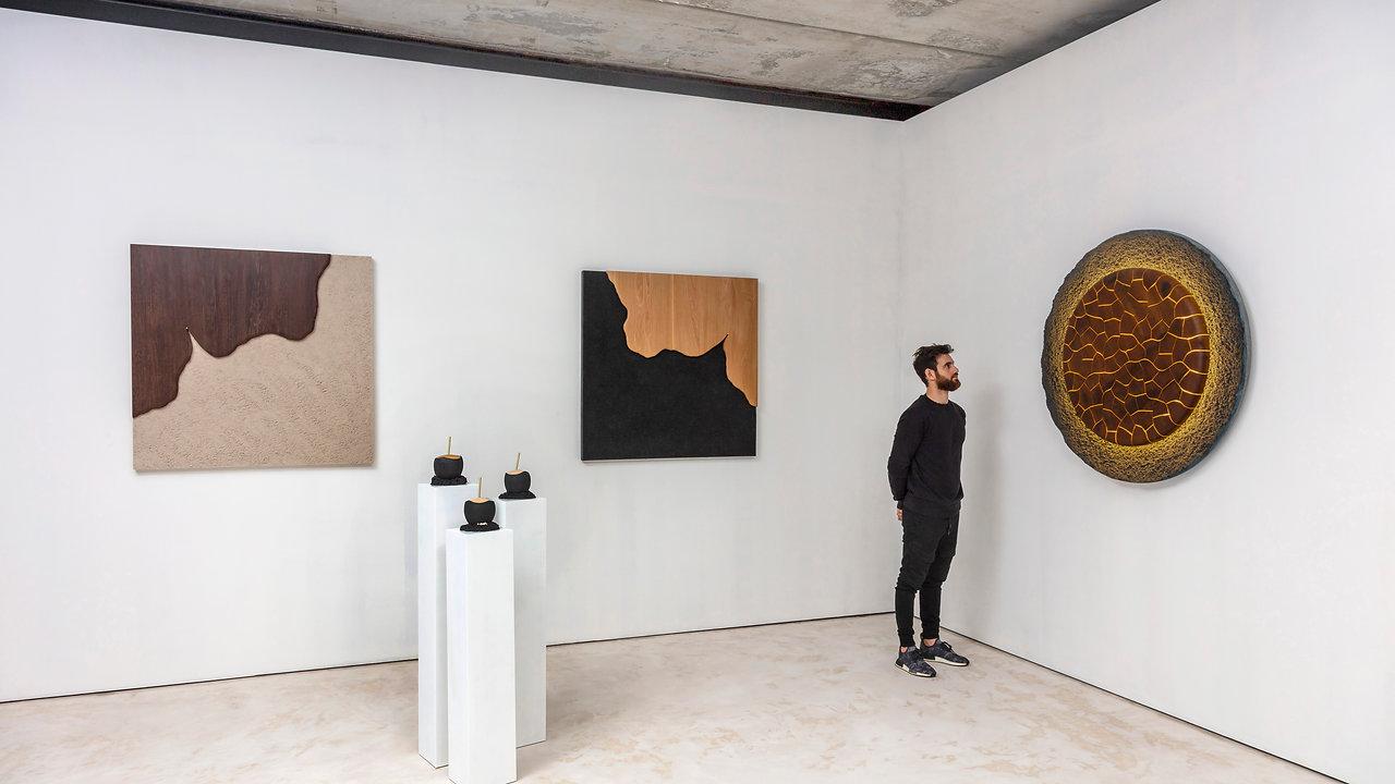 Marcos Amato para SP-ARTE 2021 viewing room