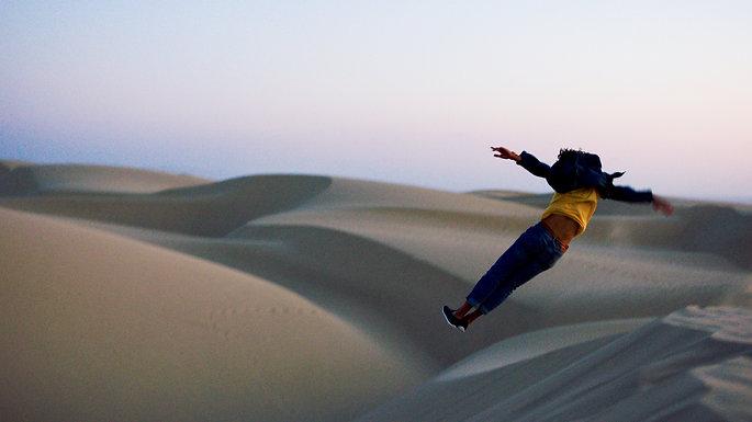 Clarks | 'Dune' Spot
