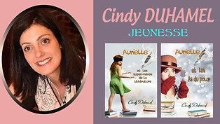Youtube vidéo 1 - Cindy Duhamel - Aurielle (Vidéo)