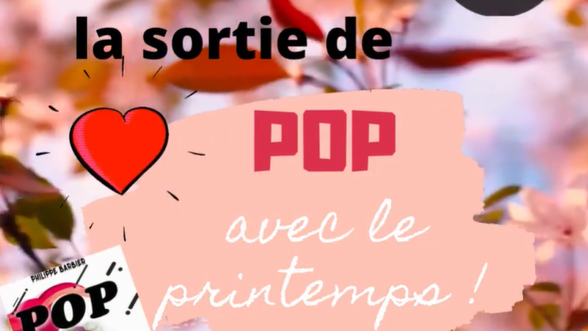 Philippe BARBIER - Pop