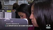 Noticieros televisa, entrevista con Karla Iberia