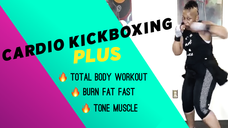 Cardio Kickboxing PLUS W1