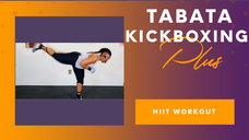 Tabata Kickboxing PLUS W2