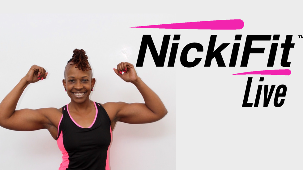 NickiFit LIVE