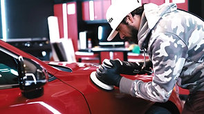 2019 Kia Stinger paint correction and Ceramic Coating