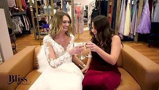 Bliss Bridal Shop Promo