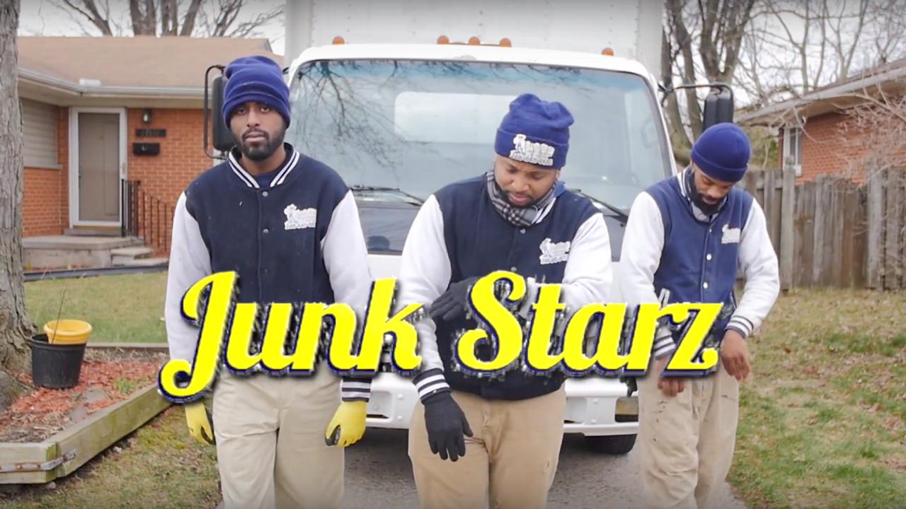 """""""Junk Starz"""" Reality show"""