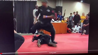 Self Defense Tournament