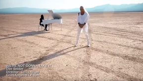 """Criss Angel Directs """"We're Not Gonna Take It"""" with Dee Snider"""