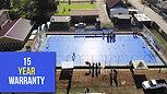 Setlolamathe Primary School Multipurpose Sport Court Handover