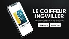 Lancement de l'App : Le Coiffeur