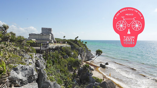 Classic Tulum Bike Tour | Insider Tulum guided tour