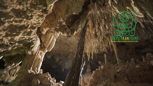 Mayan Underworld Tour cenote and snorkeling by mexico kan tours