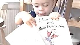 Emergent Reading-Ben Age 3