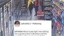 ZahraElise gets sexually harassed