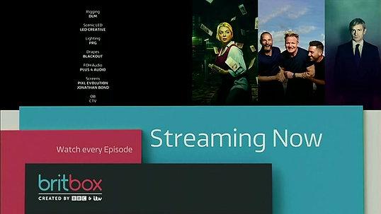 ITV Continuity 2020 Andrea Fox