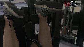 Leg Curl Instruction