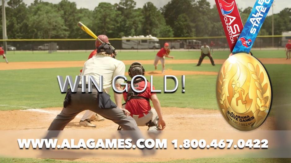 Alabama State Games 2019 Register Now!