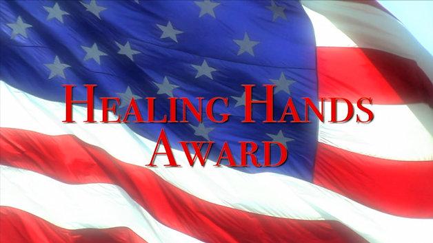 Healing Hands Award