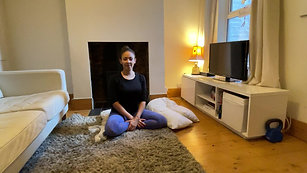 20 Mins - Relaxing Yoga class