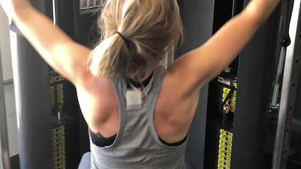 Bar workout