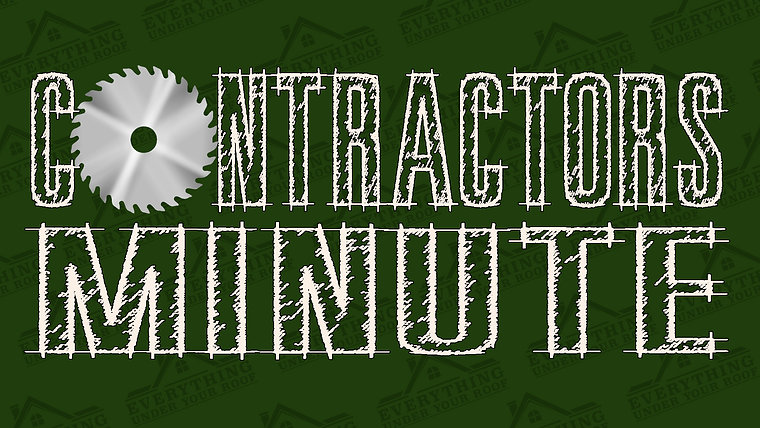 Contractors Minute