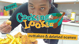 Alpha Nuggets and Fries Video Outtakes | Cooking, Lookin' Rough Cut Edition