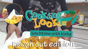 Alpha Nuggets and Fries Lunch | Cooking, Lookin' Rough Cut Edition